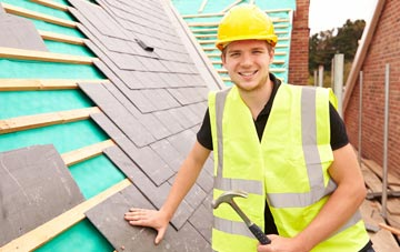 find trusted Springburn roofers in Glasgow City